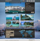 Graphic Design Contest Entry #115 for Website Design for Travel Packages