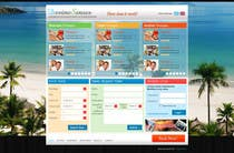Graphic Design Contest Entry #57 for Website Design for Travel Packages