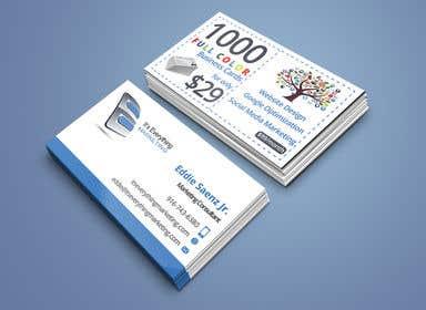 Image de                             custom business card