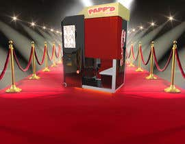 jscalderonm님에 의한 Design a 3d render of photobooth을(를) 위한 #2