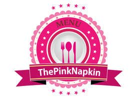 #31 for Design a Logo for ThePinkNapkin.com by naveenmadawa
