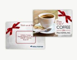 Nro 32 kilpailuun Design a voucher for a gift card holder käyttäjältä evanpv