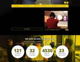 #17 untuk Design a Website Mockup for Shooting Range oleh sdcoms