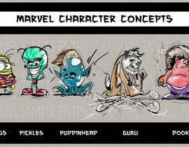 velmarph2001 tarafından Cartoon Characters için no 2