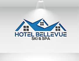 #40 for Logo design for Hotel Bellevue Ski & Spa by raselkhan1173
