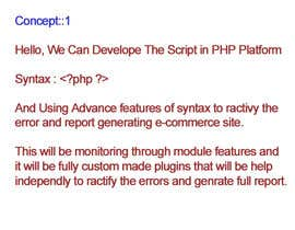 globalwebindia tarafından Ecommerce website monitoring and error reporting için no 7