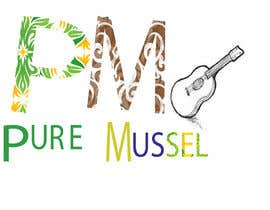 #23 for 'Pure Mussel' Logo design by sheikhasif13n