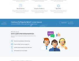 #16 untuk Design website for Call Center company oleh princevenkat