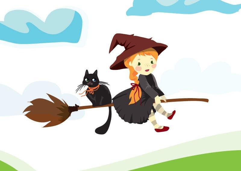 Inscrição nº                                         16                                      do Concurso para                                         Adorable witch girl