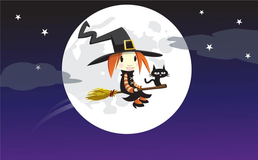 Inscrição nº                                         9                                      do Concurso para                                         Adorable witch girl
