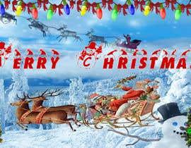Nro 15 kilpailuun Christmas Card käyttäjältä miahkananm