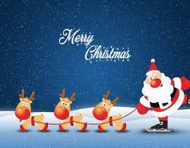 Nro 18 kilpailuun Christmas Card käyttäjältä KingJubaer