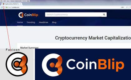 Image of                             Logo for Crypto website