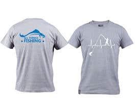 #17 untuk Design for a Fishing Shirt oleh Nazmulalam21