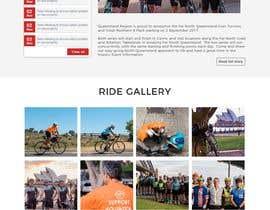 dipankarmaikap77 tarafından Design a Cycling Club Website Mockup için no 8