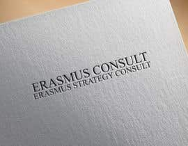 #196 cho Logo Design for  Erasmus Consulting bởi isratj9292