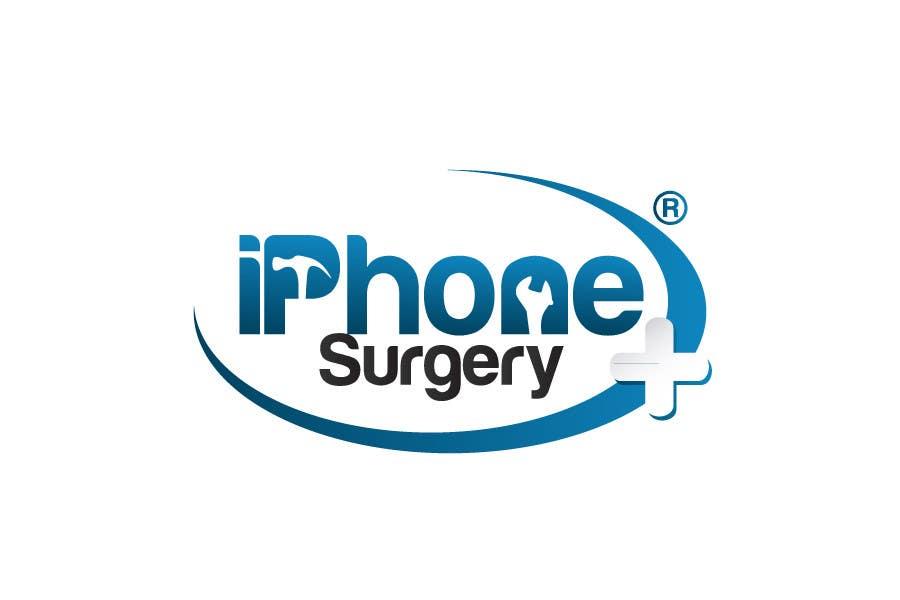 Inscrição nº 182 do Concurso para Logo Design for iphone-surgery.co.uk