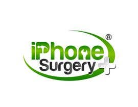 #185 pentru Logo Design for iphone-surgery.co.uk de către designpassionate