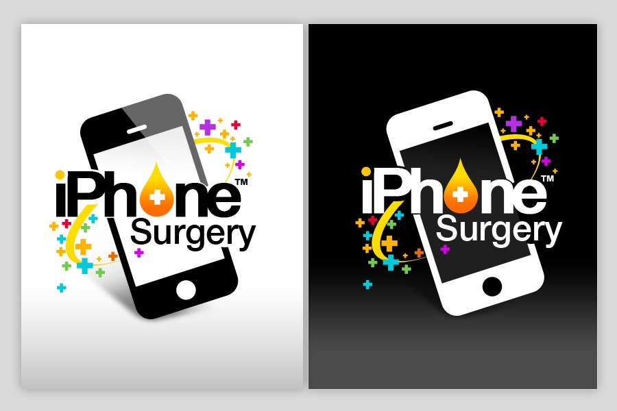 Contest Entry #8 for Logo Design for iphone-surgery.co.uk