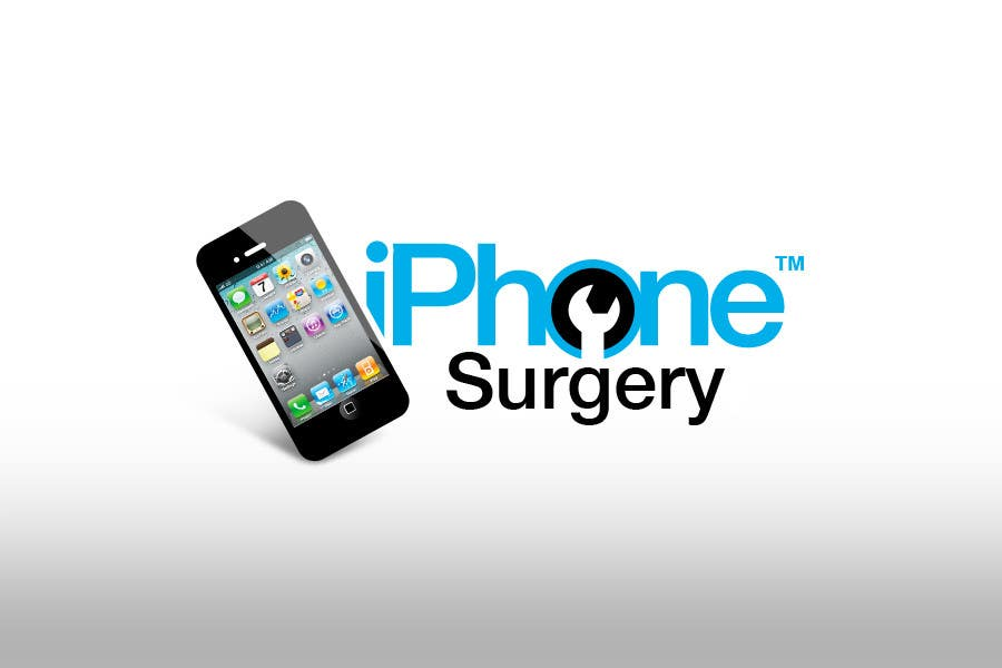 Contest Entry #61 for Logo Design for iphone-surgery.co.uk