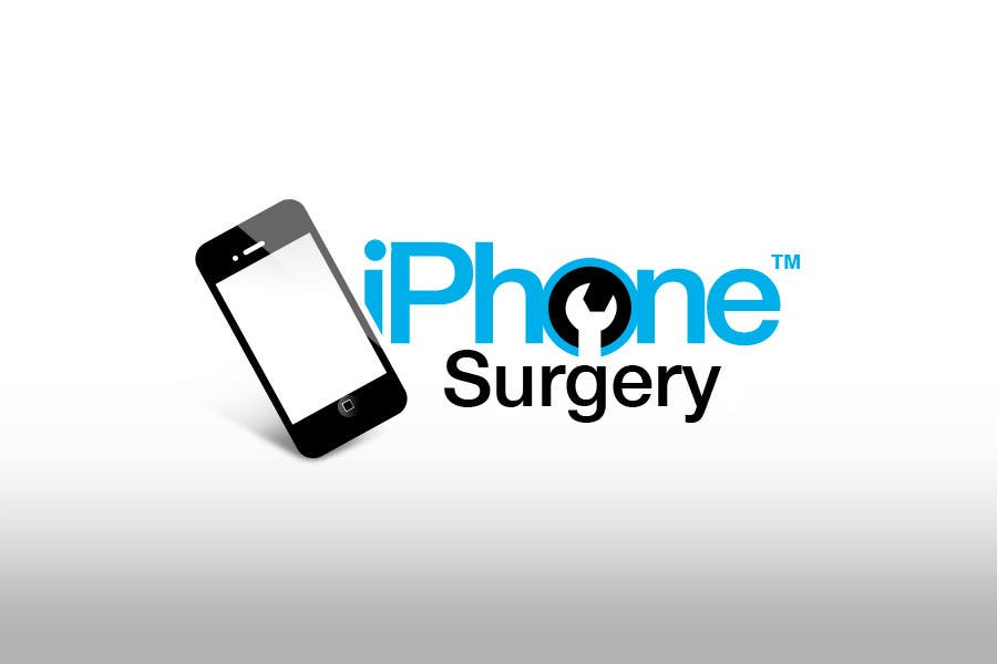 Contest Entry #62 for Logo Design for iphone-surgery.co.uk