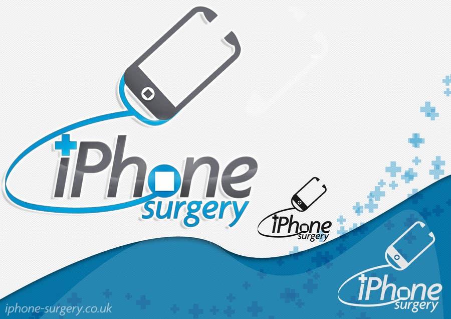 Inscrição nº 234 do Concurso para Logo Design for iphone-surgery.co.uk