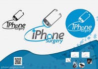 Graphic Design Конкурсная работа №243 для Logo Design for iphone-surgery.co.uk
