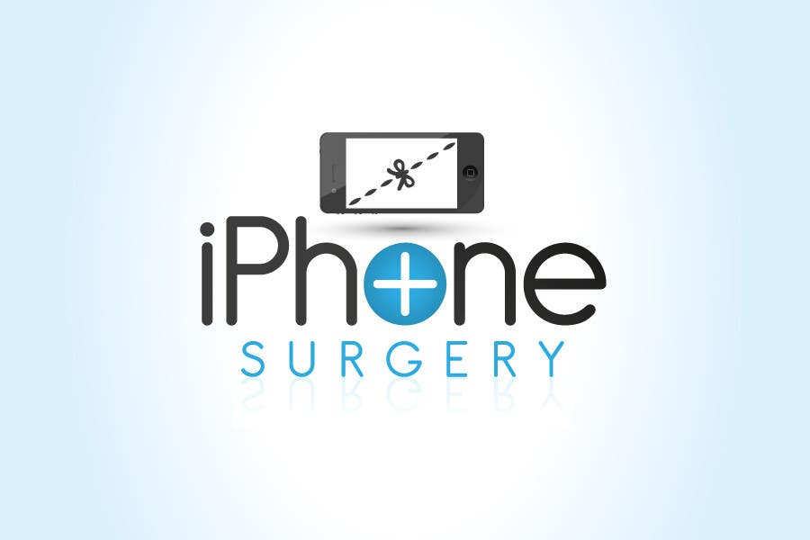 Contest Entry #277 for Logo Design for iphone-surgery.co.uk