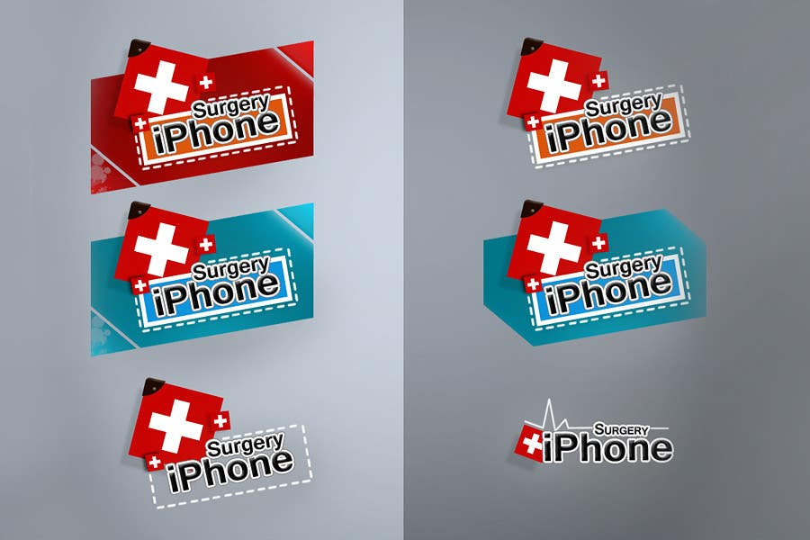 Contest Entry #55 for Logo Design for iphone-surgery.co.uk