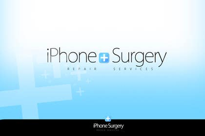 #36 para Logo Design for iphone-surgery.co.uk por Nadasol
