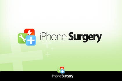 #35 para Logo Design for iphone-surgery.co.uk de Nadasol