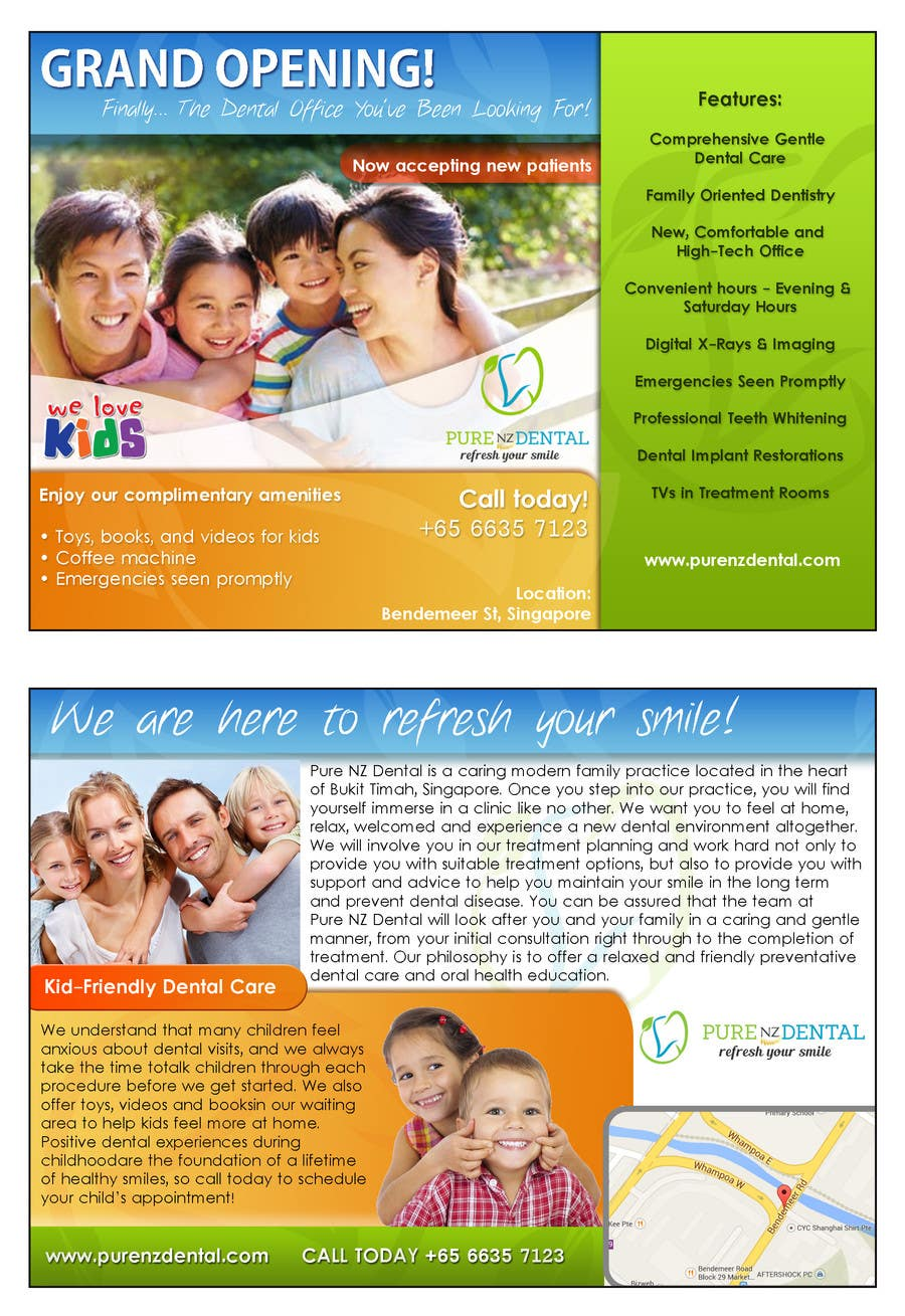 referral flyers