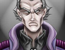 #12 for I need a character drawn af DanielAgresta