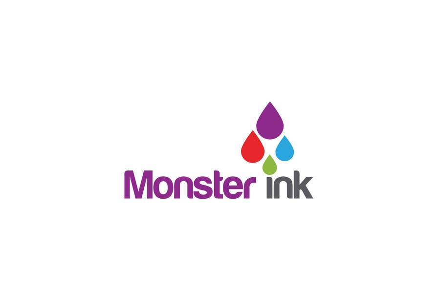 Конкурсная заявка №197 для Logo Design for Monster Ink
