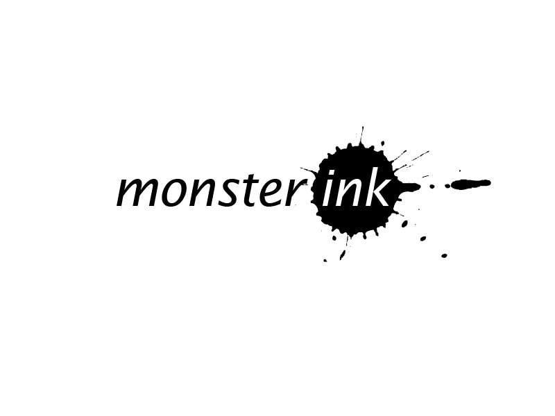 Inscrição nº                                         19                                      do Concurso para                                         Logo Design for Monster Ink