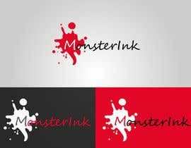 nº 178 pour Logo Design for Monster Ink par clairol