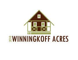 "#138 for Logo Design contest for a small hobby farm. Farm is called ""Winningkoff Acres"" and would like to include established date - 2018 by desperatepoet"