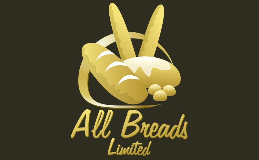 Inscrição nº                                         41                                      do Concurso para                                         Logo Design for All Breads Limited