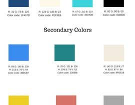 #10 for Develop a Corporate Identity (Colour Palate) by debiantalan