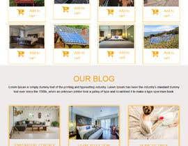 Nro 14 kilpailuun Design a Website Mockup for Solar Protection - Homepage Only käyttäjältä syedsajol