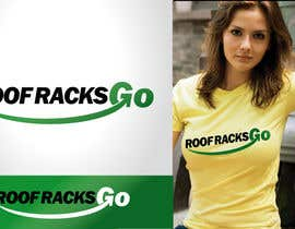 nº 134 pour Logo Design for Roof Racks Go par nileshdilu