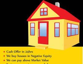 Nro 11 kilpailuun Design a Flyer for Sell my house fast käyttäjältä amcgabeykoon