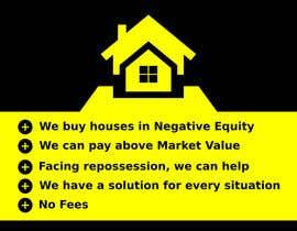 Nro 14 kilpailuun Design a Flyer for Sell my house fast käyttäjältä OzrenC