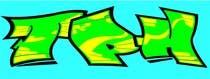 Graffiti Design for The Parts House için Graphic Design59 No.lu Yarışma Girdisi