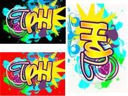 Graffiti Design for The Parts House için Graphic Design204 No.lu Yarışma Girdisi
