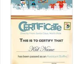 #2 cho Christmas Certificates bởi nikdesigns