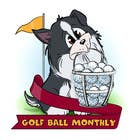 Contest Entry #78 for Logo Design for golfballmonthly.com