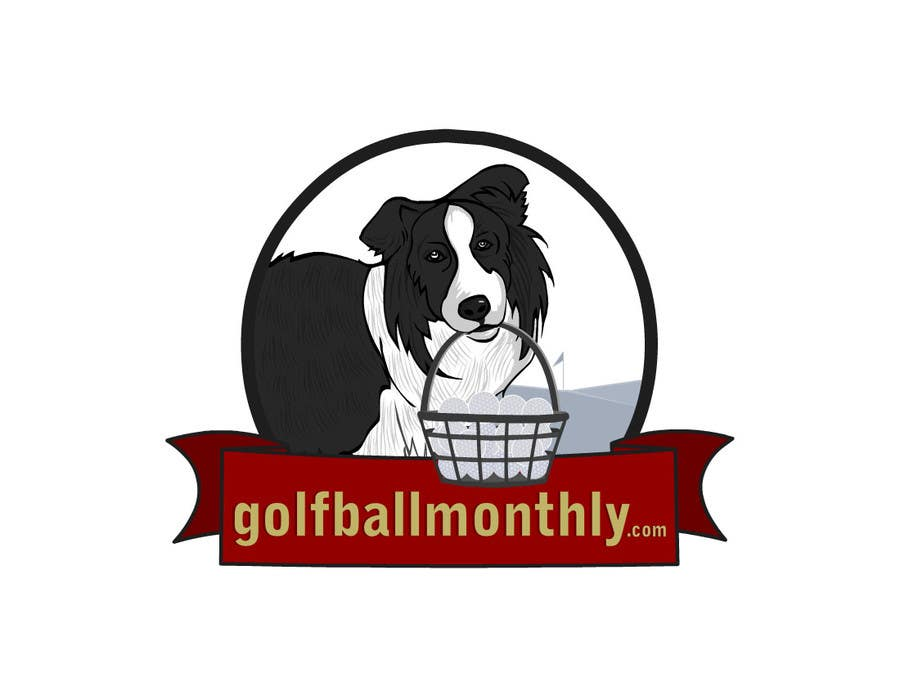 #144 for Logo Design for golfballmonthly.com by soopank20april