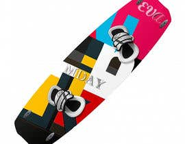 #12 untuk Graphic Design for MDAY KITEBOARDS www.m-day.ru oleh silverXblood