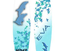 nº 20 pour Graphic Design for MDAY KITEBOARDS www.m-day.ru par corinadav123